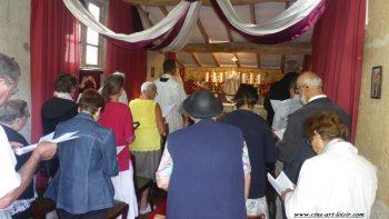 Permalien vers:Agrandissement de la Chapelle Sainte-Monique