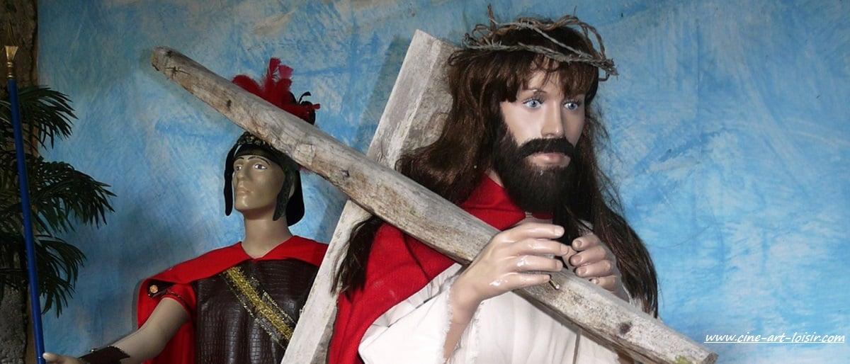 la ferme aux mille lumières fitilieu jesus porte sa croix