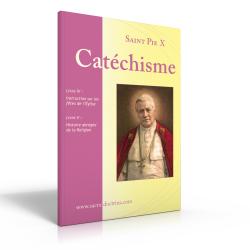 Catéchisme saint Pie X -...